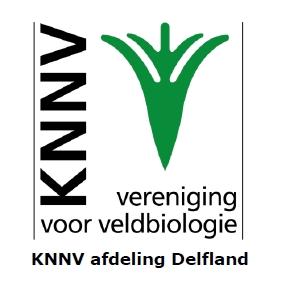 logo KNNV afdeling Delfland - Week van de Invasieve Exoten